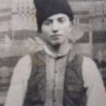 Petru Duicu în tinereţe